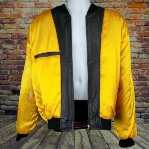 d81f95b9 Kansas City Chiefs Leather Jacket G-III Men's XL